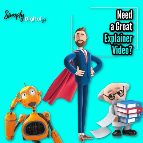 explainer video dimiourgia